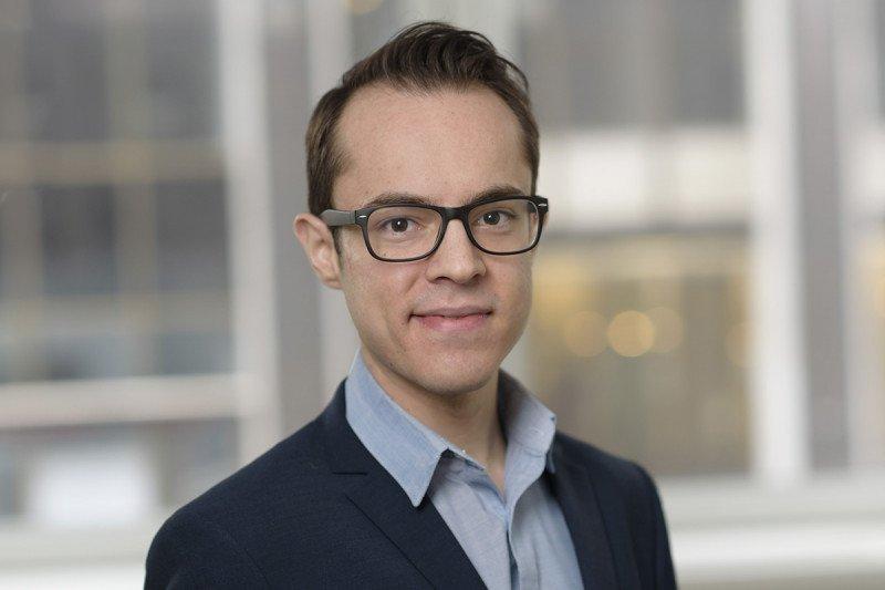 Joey Kanik, LAN Admin