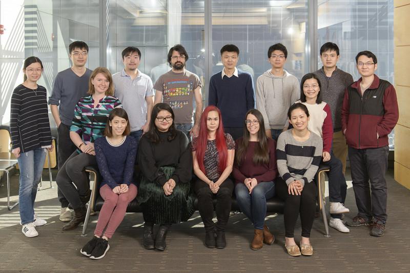 The Ming Li Lab