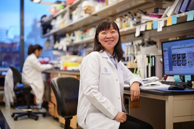 Physician-scientist and soft tissue sarcoma expert Ping Chi