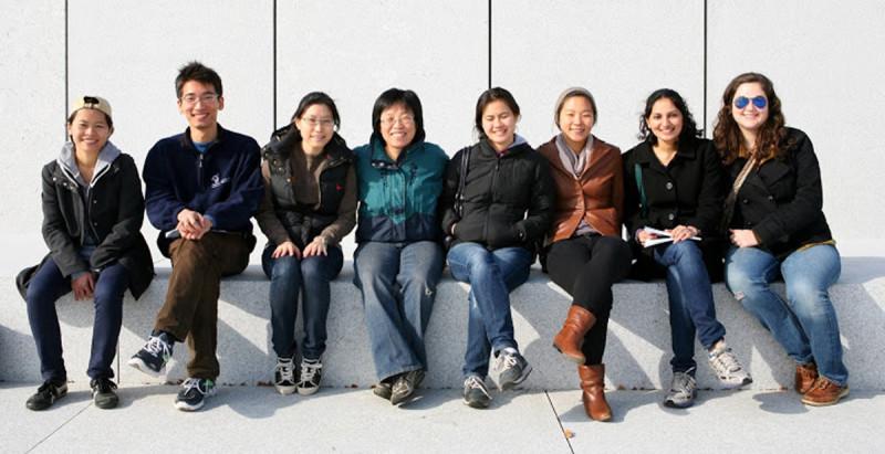 FDR Four Freedom Park, 2012