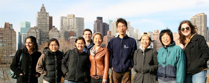 NYC Skyline 2012