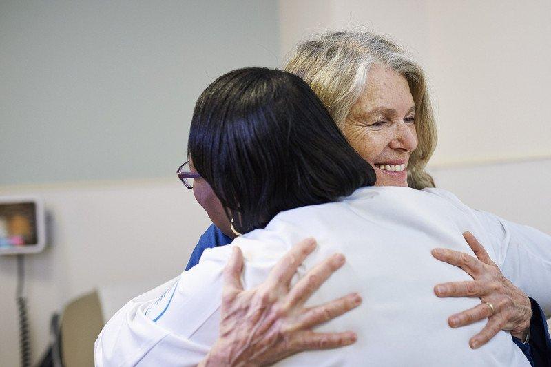 Nurse Janice Reid
