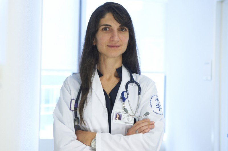 Memorial Sloan Kettering medical oncologist Yelena Janjigian discusses chemotherapy and other therapies undergoing clinical trial examination for gastric cancer.
