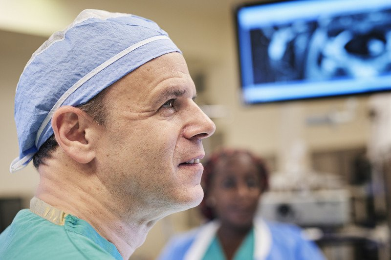 Memorial Sloan Kettering neurosurgeon Mark Bilsky