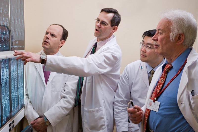 Members of the Spine Tumor Center