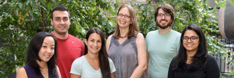 The Julia Kaltschmidt Lab