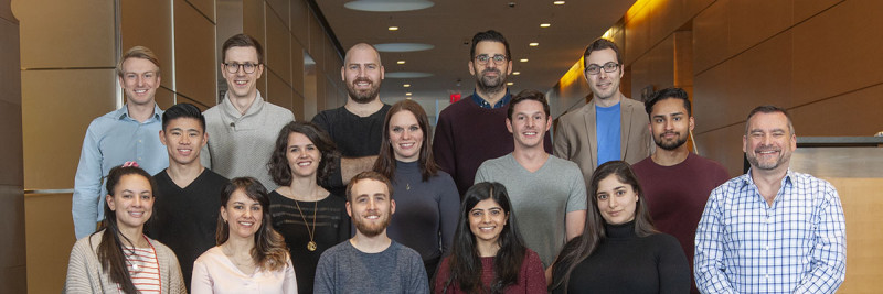 The Jason Lewis Lab Group