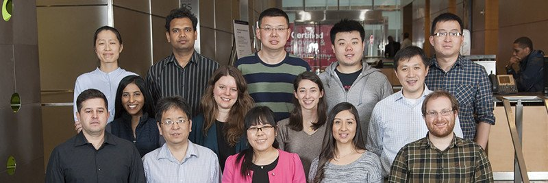 The Minkui Luo Lab