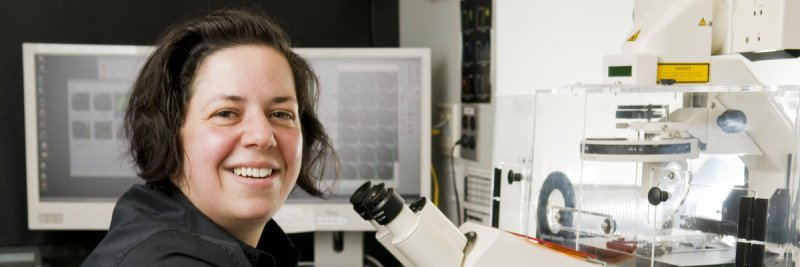 At Work: Developmental Biologist Anna-Katerina Hadjantonakis