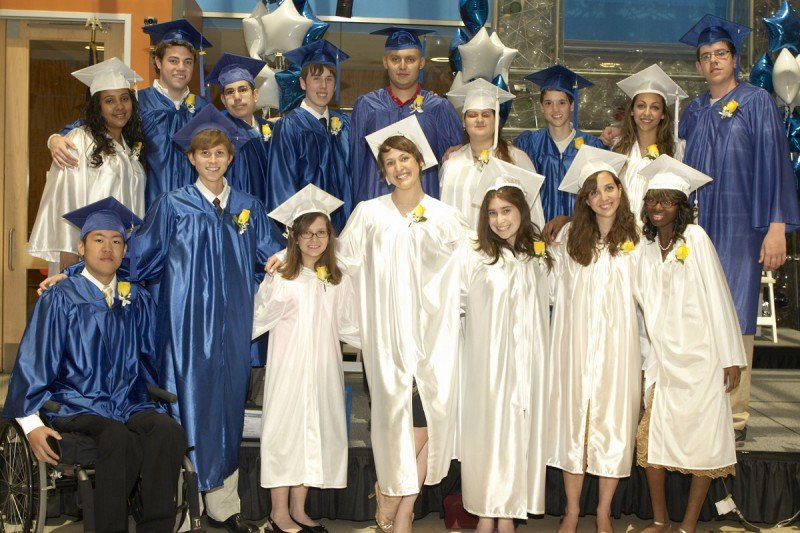 Members of the Class of 2008
