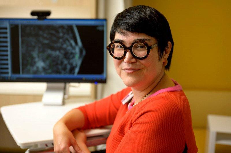 Memorial Sloan Kettering radiation oncologist Fumiko Chino