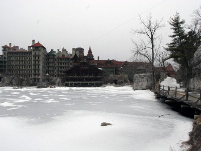 Mohonk, diversity oriented synthesis, rational drug design, and chemical biology research