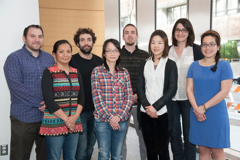 The Christine Mayr Lab