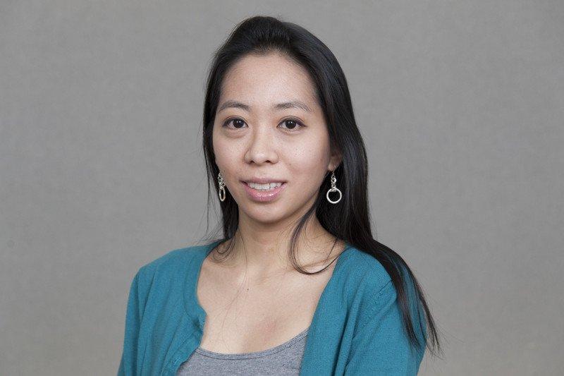 Katherine Wong, Grants Management Analyst