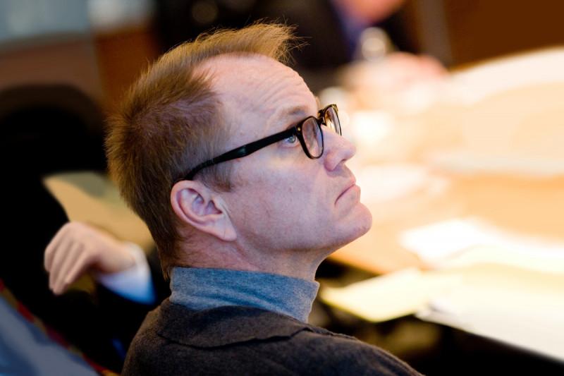 Board member Steven Leach