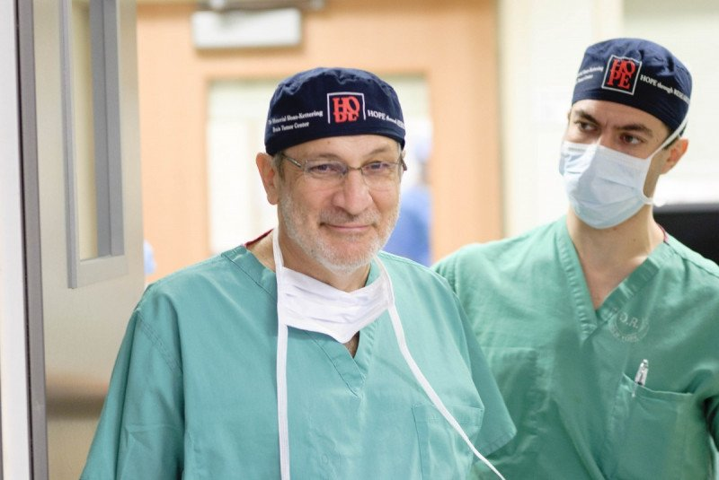 Neurosurgeon Philip Gutin