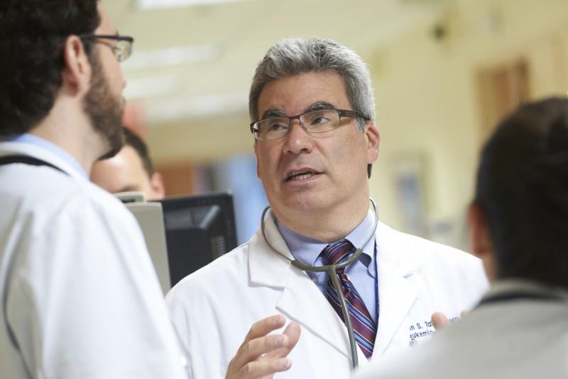 Hematologist Martin Tallman