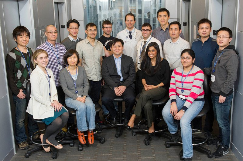 The Hsieh Lab