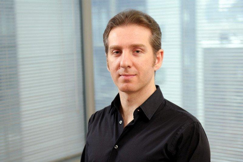 Alexandros Pertsinidis, PhD