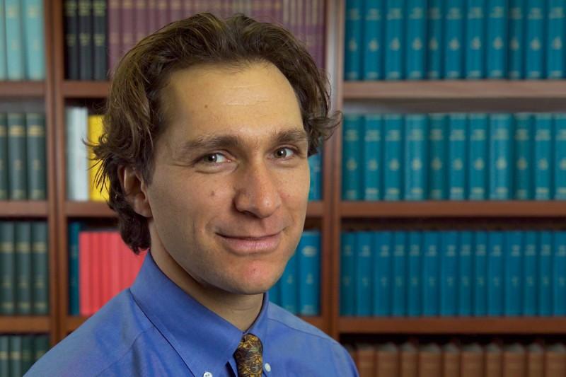 Memorial Sloan Kettering statistician Andrew Vickers