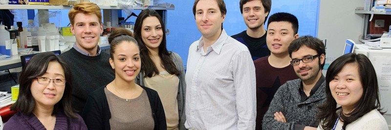 The Michael Kharas Lab