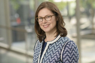 Memorial Sloan Kettering physician Rebecca Guest