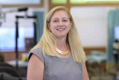 Memorial Sloan Kettering physiatrist Theresa Gillis