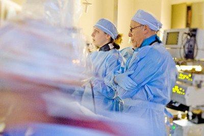 MSK gastroenterologists Robin Mendelsohn & Robert Kurtz