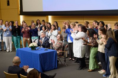 Memorial Sloan Kettering announced today that it has received Magnet® recognition, the nation's highest honor for excellence in nursing.