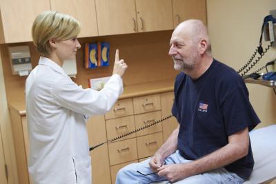 MSK nurse practitioner Alison Gilgan