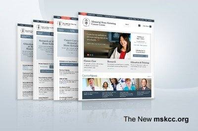 The New MSKCC.org