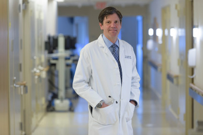 Paul Sabbatini, MD, Deputy Physician-in-Chief for Clinical Research at MSK.
