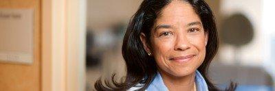 MSK gynecologic oncologist Carol Brown