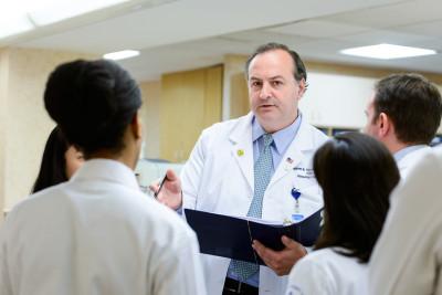 Gynecologic oncologist Nadeem Abu-Rustum