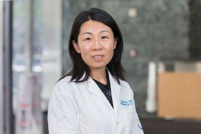 MSK pathologist JinJuan Yao