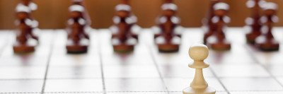 A chess match