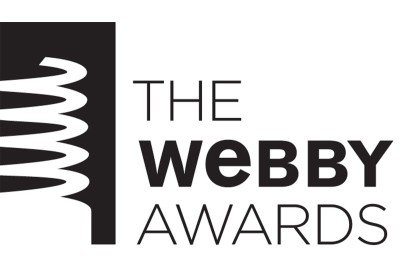 Pictured: The Webby Awards