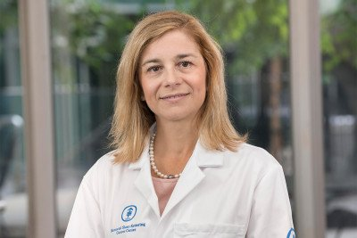 Memorial Sloan Kettering nuclear medicine physician Lisa Bodei