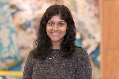 Memorial Sloan Kettering pediatric hematologist-oncologist Kavitha Ramaswamy