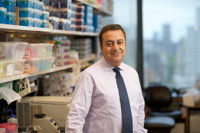 MSK Lymphoma Service Chief Anas Younes