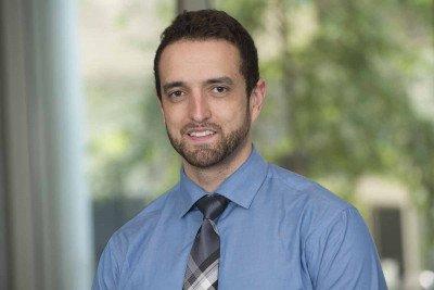Memorial Sloan Kettering neuroradiologist Daniel Fistere