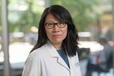 Memorial Sloan Kettering medical oncologist Christina Cho