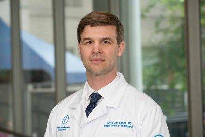 Memorial Sloan Kettering diagnostic radiologist David Bates