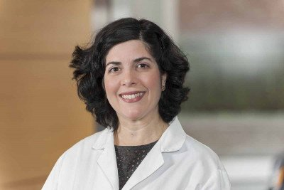 Memorial Sloan Kettering infectious disease specialist Anabella Lucca Bianchi