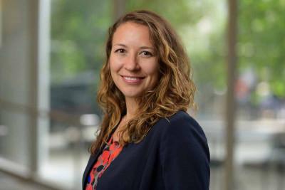 Memorial Sloan Kettering psychologist Marie Barnett