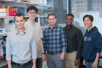 Andrew Intlekofer Lab Group