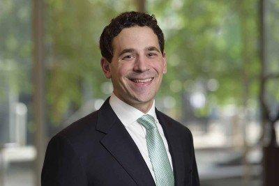MSK psychiatrist & psycho-oncologist Andrew Edelstein