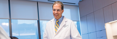 Vincent Laudone, Chief of Surgery at the Josie Robertson Surgery Center