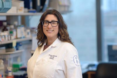 MSK pathologist Christine Iacobuzio-Donahue