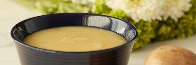 Potato Bone Broth Soup